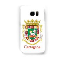 Cartagena Shield of Puerto Rico Samsung Galaxy Case/Skin
