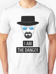 Breaking Bad - I am the danger Unisex T-Shirt