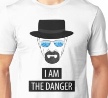 Breaking Bad - I am the danger Unisex T-Shirt