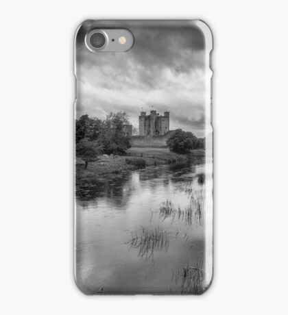 Trim Castle and the River Boyne iPhone Case/Skin