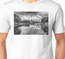 Trim Castle and the River Boyne Unisex T-Shirt