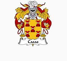Casas Coat of Arms/Family Crest Unisex T-Shirt
