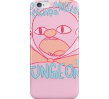 One Million Years Fungeon iPhone Case/Skin