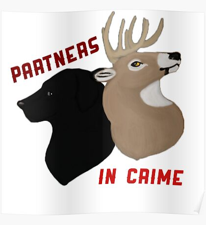 Partners in Crime Poster