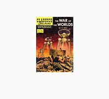 Illustrated Classics--War of the Worlds Unisex T-Shirt