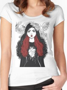 Sansa Stark - Game of Thrones Women's Fitted Scoop T-Shirt