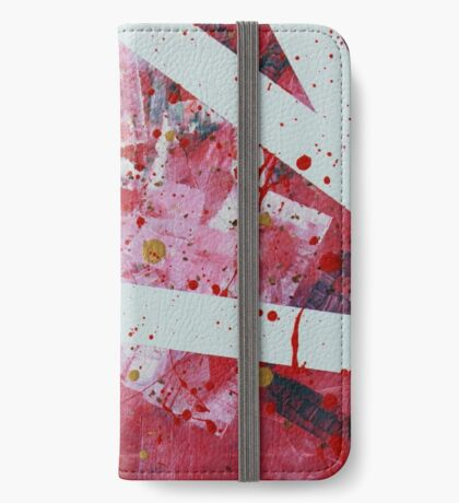 BLOOD ON THE LEAVES iPhone Wallet/Case/Skin