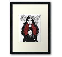 Sansa Stark - Game of Thrones Framed Print