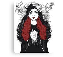 Sansa Stark - Game of Thrones Canvas Print