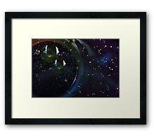 Inner Space. Framed Print