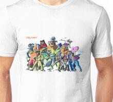 SolStars Original Cast Unisex T-Shirt