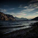 Italy - Lake Garda by Ronny Falkenstein