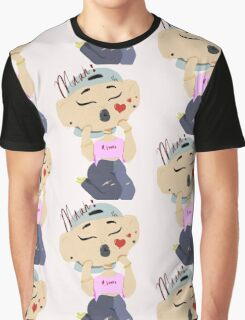 Muah Graphic T-Shirt