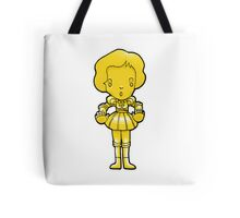 Not in here, mister! This is a Mercedes! Tote Bag