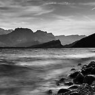 Italy - Lake Garda by Ronny Falkenstein