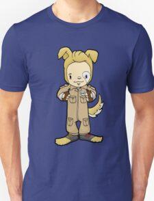 I'm a mog: half man, half dog. I'm my own best friend! T-Shirt
