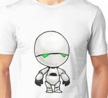 Freeze? I'm a robot. I'm not a refrigerator. Unisex T-Shirt