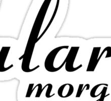 Valar Morghulis - Game of Thrones Sticker