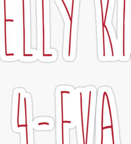 Jelly Kid 4-Eva  Sticker