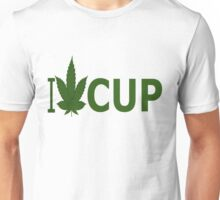 I Love CUP Unisex T-Shirt
