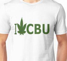 I Love CBU Unisex T-Shirt