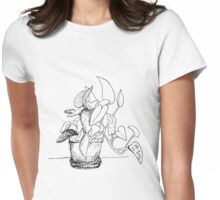 Common Houseplant Womens Fitted T-Shirt