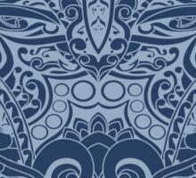 Balinese Abstract Art3 Sticker
