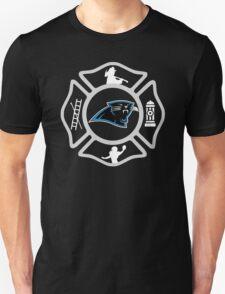 Charlotte Fire - Pathers Style Unisex T-Shirt