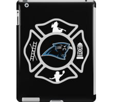 Charlotte Fire - Pathers Style iPad Case/Skin