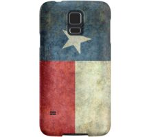 "The ""Lone Star Flag"" of The Lone State Texas Samsung Galaxy Case/Skin"