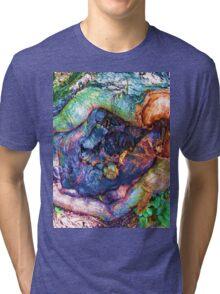 ABSTRACT HEART!!! Tri-blend T-Shirt