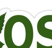 I Love OSU Sticker