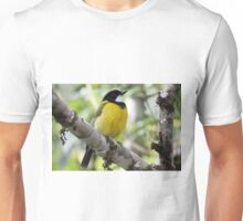 Golden Whistler Unisex T-Shirt