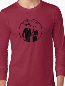 Wayhaught-Bulletproof Long Sleeve T-Shirt