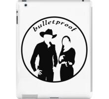 Bulletproof iPad Case/Skin