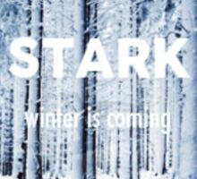 Game of Thrones - House Stark Sticker