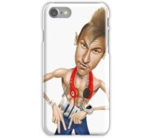 Neymar Jr caricature iPhone Case/Skin