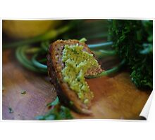 Scape Cashew Spread...for Bread Poster