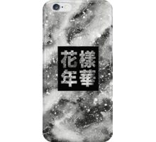 Black and White HYYH iPhone Case/Skin