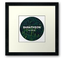 Game of Thrones - House Baratheon Framed Print