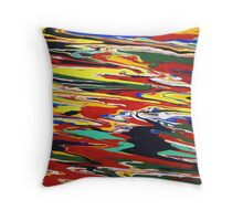 Blody Mary Throw Pillow