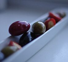 I Olive you, Olives by CReayHutchinson