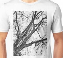 Tree winter  Unisex T-Shirt