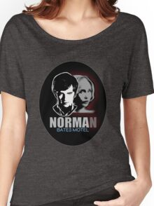 Norma-Norman 2 Bates Motel Women's Relaxed Fit T-Shirt