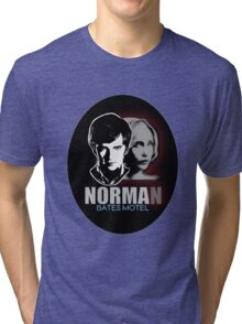 Norma-Norman 2 Bates Motel Tri-blend T-Shirt