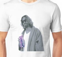 69 cent.  Jeffrey Lebowski shopping for Half & Half Unisex T-Shirt