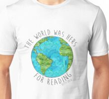 The World Unisex T-Shirt