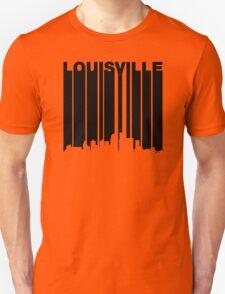 Retro Louisville Cityscape Unisex T-Shirt
