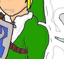 Link's New Sword Sticker