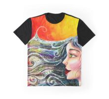 Bohemian Fire Graphic T-Shirt